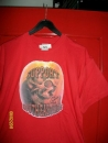"T-Shirt ""Support South-Eastside (Schädel)"" (rot)"